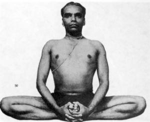 baddha konasana upright bks